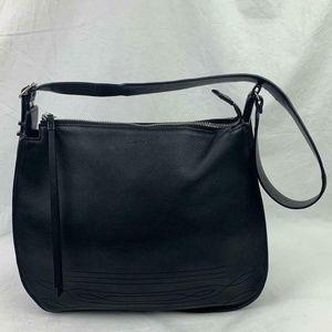 ALLSAINTS Cooper Lea Calfskin Leather Hobo